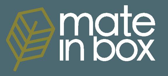 logomarca mate in box