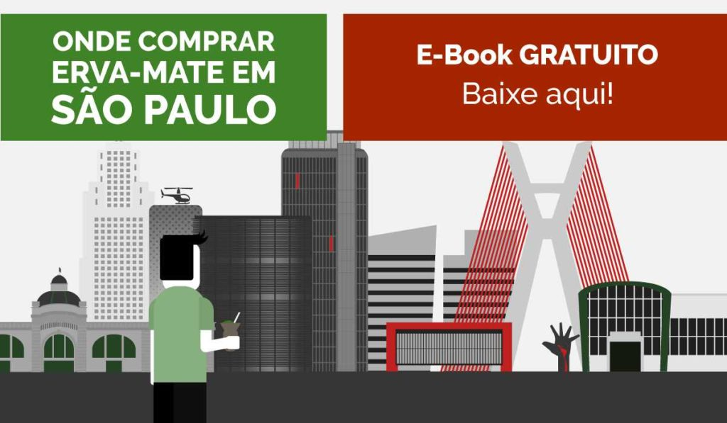 E-book onde comprar erva-mate para chimarrão em São Paulo