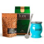 Box presente erva chimarrão blend cuia inox