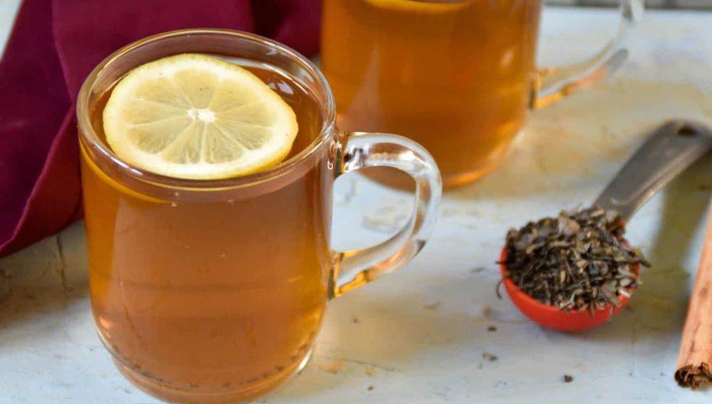 Chá Verde com Limão Carmelia Sinensis