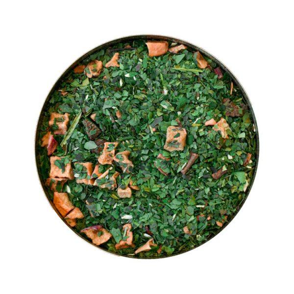 chá de erva-mate matequero região sul