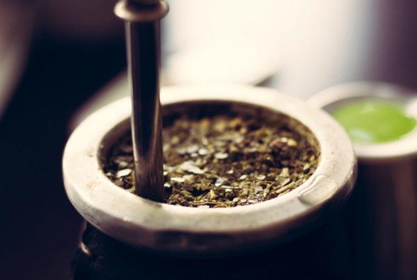 bebida energética de erva-mate fácil pratica caseira gostosa