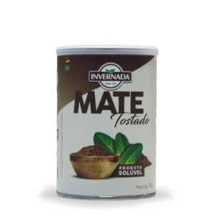 mate tostado solúvel invernda 50 gramas quente ou gelado