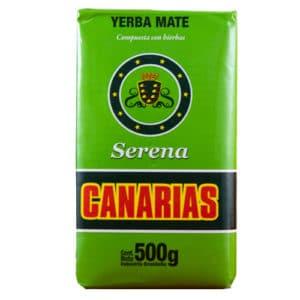 comprar erva-mate canarias serena