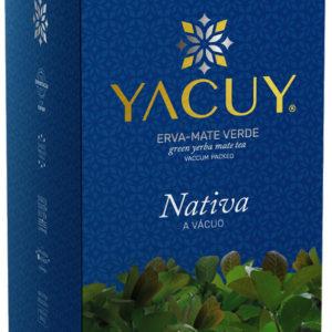 erva-mate nativa a vácuo yacuy 1kg