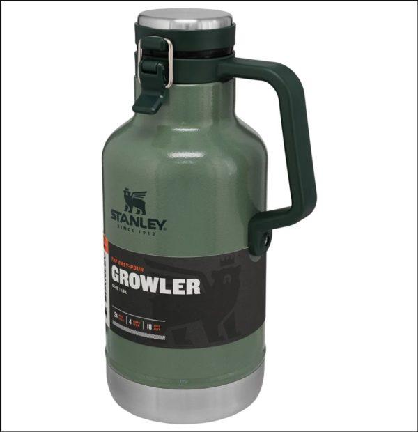 garrafa termica growler 1,9 litros