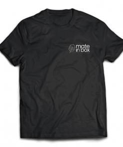 Camiseta Mate in Box Logo Frente