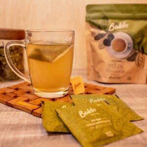 Chá mate Baldo Verde Mate in Box